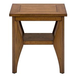 Jofran Honey Creek End Table