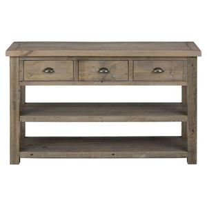 Jofran Slater Mill Pine Sofa Table
