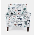 Jofran Easy Living Baxter Accent Chair