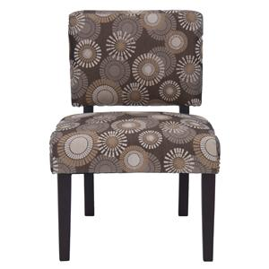 Jofran Upholstered Accent Chairs Blast Bella Chair
