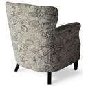 Jofran Accent Chairs Globetrotter Accent Chair