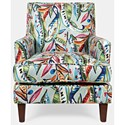 Jofran Accent Chairs Marisol Accent Chair