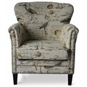 Jofran Accent Chairs Phoebe Accent Chair