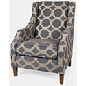 Jofran Accent Chairs Sanders Accent Chair