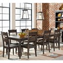 Jofran Madison County Rectangle Extension Table
