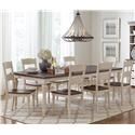 9PC Dining Table & Chair Set