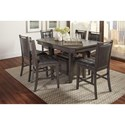 Jofran Manchester High/Low Rectangle Dining Table