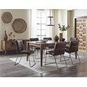 Table and 6 Chair Set