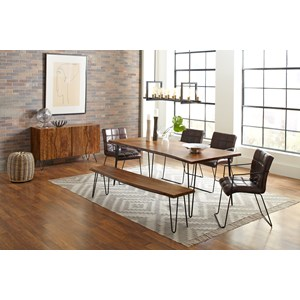 Jofran Five Piece Dining Set   Find A Local Furniture Store With Jofran  Five Piece Dining Set