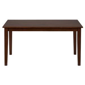 Jofran Simplicity Rectangle Dining Table