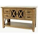 Jofran Telluride  Sofa Table