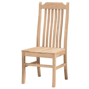 John Thomas SELECT Dining Tall Mission Chair