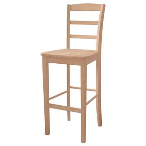 "John Thomas SELECT Dining 30"" Madrid Stool"