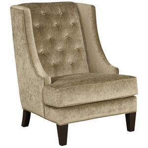 Jonathan Louis Accentuates Accent Chair