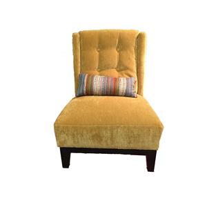 Jonathan Louis Allen Contemporary Accent Chair