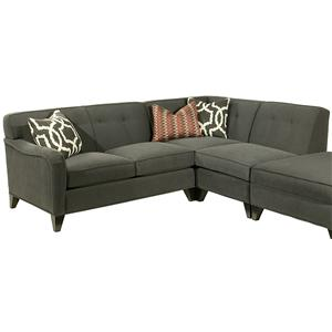 Jonathan Louis Astor Sectional Sofa