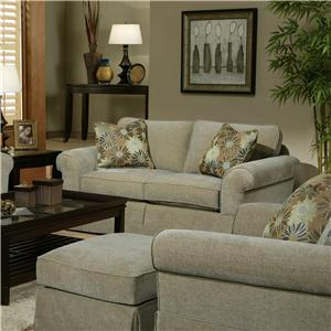 Jonathan Louis Choices - Athena Upholstered Loveseat