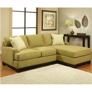 Jonathan Louis Choices - Kronos Sectional Sofa