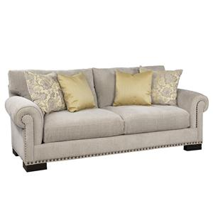 Jonathan Louis Crawford Stationary Sofa