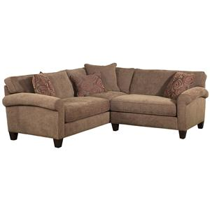 Jonathan Louis Knobhill Condo Stationary Sectional