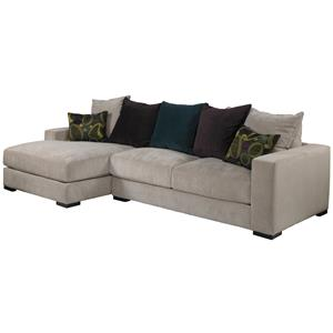 Jonathan Louis Lombardy Sectional Sofa with Left Chaise