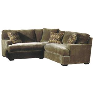 Jonathan Louis Tyler  2-Piece Sleeper Sectional