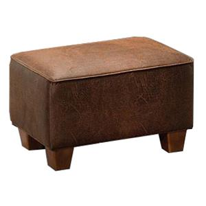 Justice Furniture Accent Chairs and Ottomans Standard Styled Rectangular Ottoman