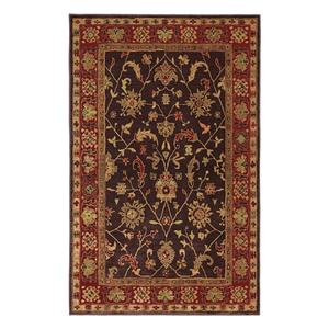 Karastan Rugs Original Karastan Southwood Coffee Rectangle 5.6x8.3