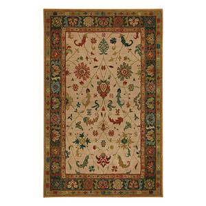 Karastan Rugs Original Karastan Southwood Croissant Rectangle 5.6X8.3