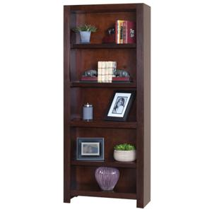 "kathy ireland Home by Martin Carlton 72"" Bookcase"