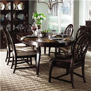 Kincaid Furniture Alston 7 Piece Table & Chair Set
