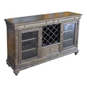 Morris Home Furnishings Middleburg Middleburg Sideboard