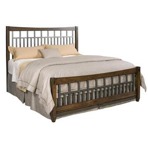 Kincaid Furniture Bedford Park King Elements Bed