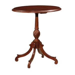 Kincaid Furniture Carriage House Oval Accent Table