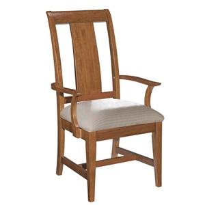 Kincaid Furniture Cherry Park Arm Chair