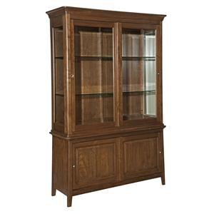 Kincaid Furniture Cherry Park China Cabinet