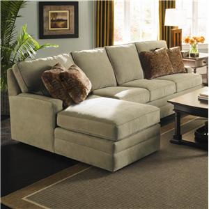 Kincaid Furniture Custom Select Upholstery Custom 2-Piece Sectional