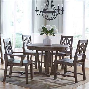 Kincaid Furniture Foundry 5 Pc Dining Set