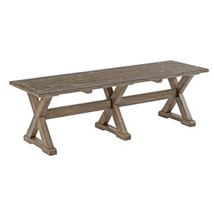 Kincaid Furniture Foundry Dining Bench