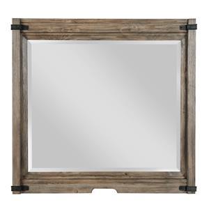 Kincaid Furniture Foundry Bureau Mirror