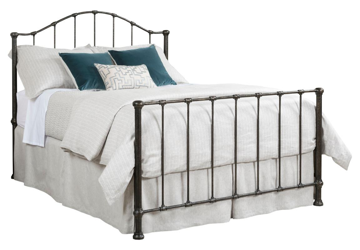 Wrought Iron Color King Wrought Iron Garden Bed By Kincaid Furniture Wolf And
