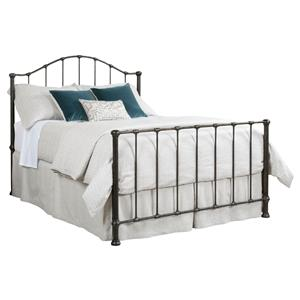 Kincaid Furniture Foundry King Garden Bed