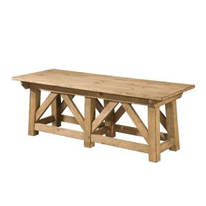 Kincaid Furniture Homecoming Craftsman Cocktail Table