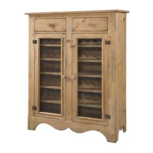 Kincaid Furniture Homecoming Wine Safe