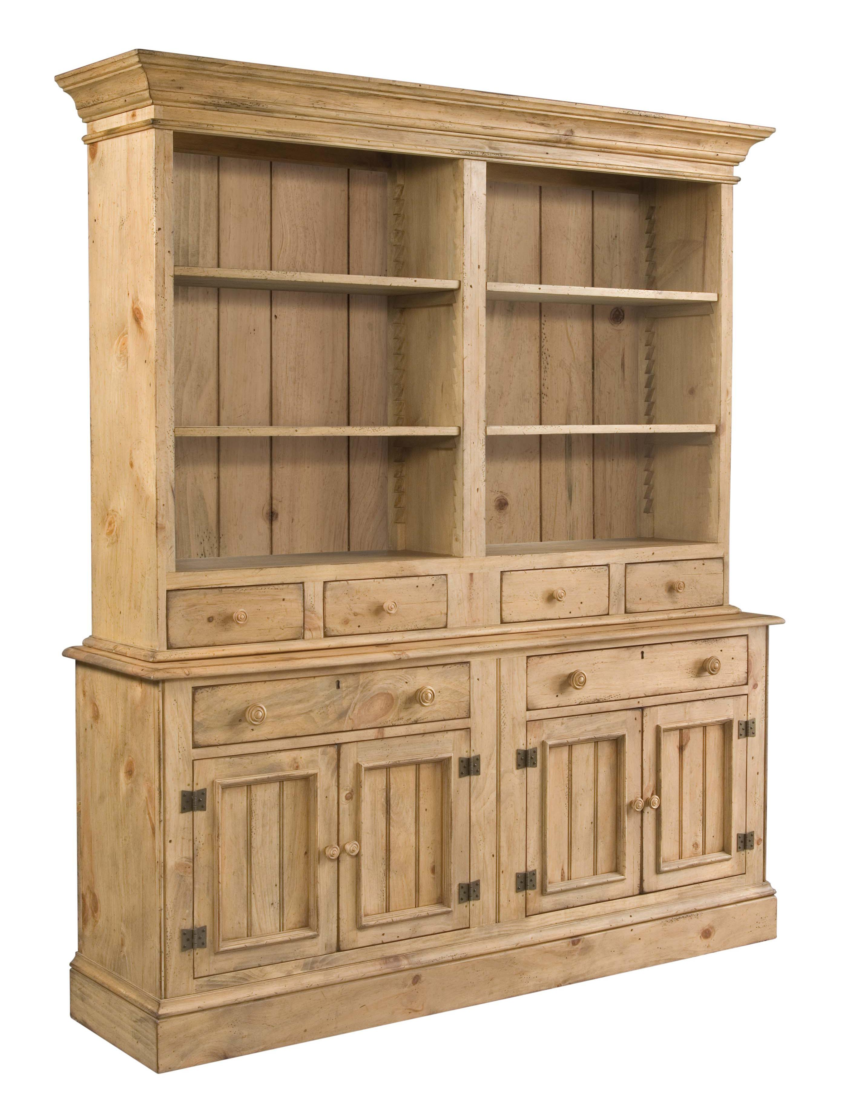 Buffet Open Hutch By Kincaid Furniture Wolf And Gardiner Wolf Furniture
