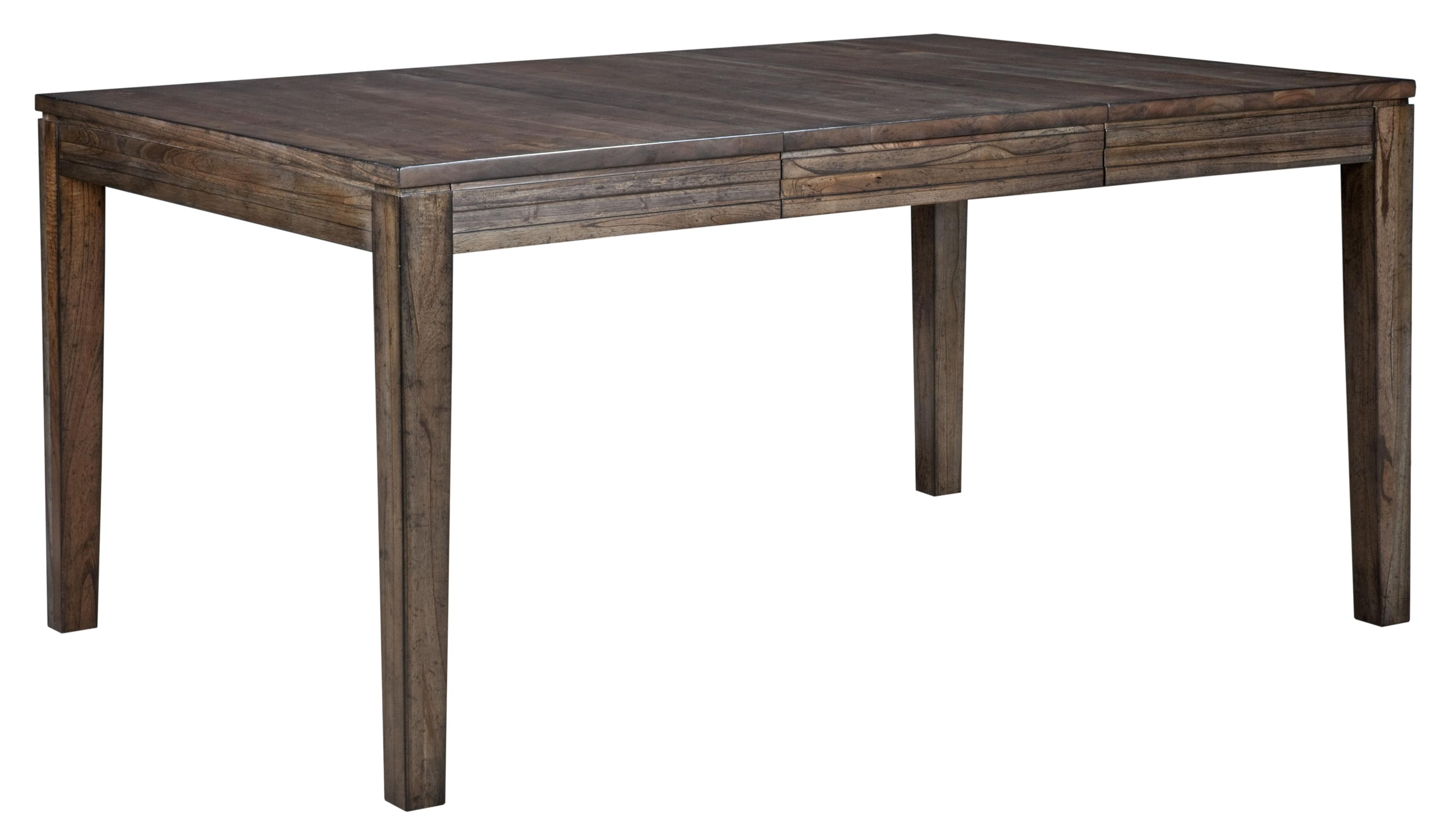 Cornerstone Rectangular Solid Wood Dining Table