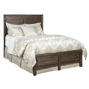 Kincaid Furniture Montreat Queen Borders Panel Bed