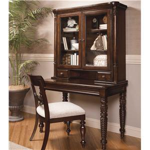 Kincaid Furniture Moonlight Bay Tortola Desk and Hutch