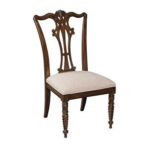 Kincaid Furniture Moonlight Bay Regency Side Chair