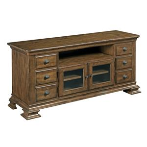 Kincaid Furniture Portolone Entertainment Console